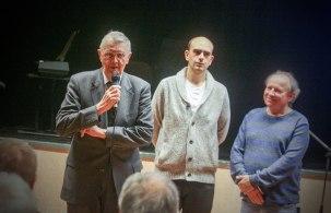 Erdődy László, Horváth Zoltán és Kozma Gábor